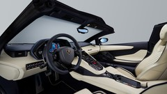 Lamborghini Aventador S Roadster : anti-brushing