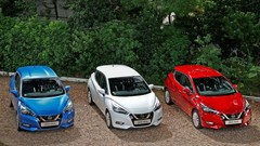 Nissan Micra Made in France : une série limitée à 500 exemplaires