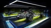 Mercedes-AMG Project One : cœur de F1