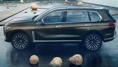 BMW Concept X7 : les premières photos !