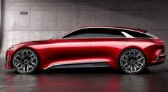 Kia Pro Cee'd concept 2017 : On peut toujours rêver !