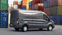 Ford dévoile le Transit hybride à prolongateur d'autonomie