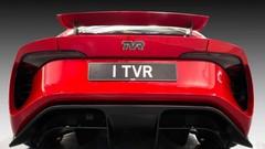 TVR fait enfin son retour avec la Griffith