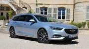Essai Opel Insignia Sports Tourer : la taille ne fait pas tout