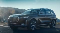 Un concept pour annoncer le grand SUV BMW X7