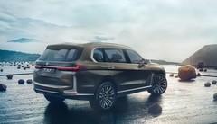 BMW Concept X7 iPerformance : le futur SUV X7 à 7 places en approche