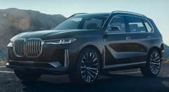 BMW X7 iPerfromance Concept : l'impressionnante proposition de BMW