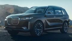 BMW Concept X7 iPerformance : le Bavarois jaloux du XC90