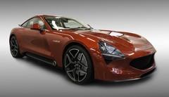 La nouvelle TVR Griffith se dévoile avec un V8 de 500 ch