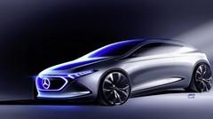 La Mercedes EQA presque dévoilée avant le 2017