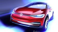 Volkswagen I.D. Crozz : le SUV électrique de retour à Francfort