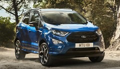 Le nouveau Ford EcoSport adopte enfin les quatre roues motrices