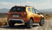 Dacia Duster : un design revisité