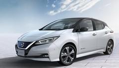Nissan Leaf : une batterie de 40 kWh et jusqu'à 378 km d'autonomie
