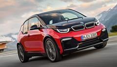 Nouvelles BMW i3 et i3s : puissance en hausse