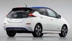 Nissan : un SUV électrique sur base de Leaf à venir