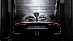 Première image de la Mercedes Project One