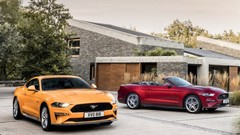 Ford Mustang 2017 : infos et photos de la Mustang restylée