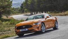 Ford Mustang restylée : plus européenne que jamais