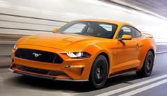 Ford Mustang : boîte 10 et Drag Strip