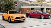 La Ford Mustang restylée débarque