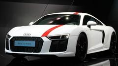 L'Audi R8 passe à la propulsion