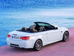 La nouvelle BMW M3 cabriolet