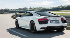 Audi R8 V10 RWS : le passage à la propulsion