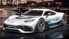 La Mercedes Project One en fuite