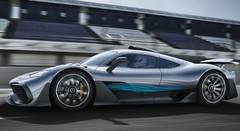 La Mercedes-AMG Project One fait le spectacle à Francfort