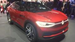 Volkswagen I.D. Crozz 2 : le SUV électrique de 2020 se précise