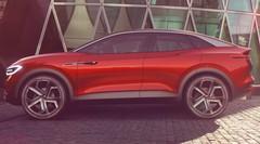 Le Volkswagen I.D Crozz change de tenue pour Francfort