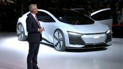 Audi Aicon concept : la voiture autonome premium dévoilée à Francfort