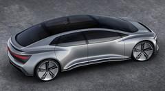 L'automobile du futur selon Audi : l'Aicon Concept