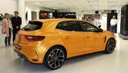 Renault Mégane 4 RS 2017 : vidéo et photos officielles de la sportive