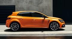 Renault présente la nouvelle Mégane R.S.