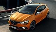 Renault présente la Megane 4 RS à Francfort