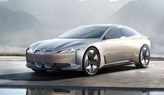 BMW i Vision Dynamics : préparation de l'i5