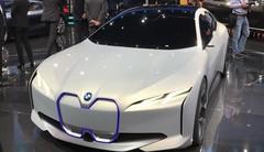 BMW i Vision Dynamics, un avant-goût de BMW i5 ?