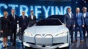 BMW i Vision Dynamics : la chasse à Tesla est ouverte