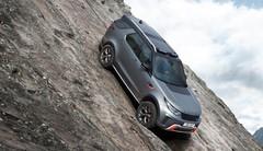Land Rover dévoile le Discovery SVX
