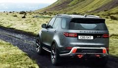 Land Rover Discovery SVX : un gros V8 5 litres sous le capot !