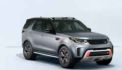 Land Rover présente le plus extrême des Discovery : le SVX