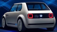 Honda Urban EV Concept : look rétro et moteur électrique