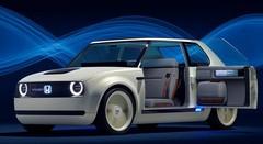 Honda Urban EV Concept : une délicieuse surprise électrique