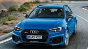 Audi RS4 Avant : la bête est lâchée !