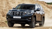 Toyota offre un nouveau restylage à son Land Cruiser