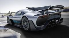 Mercedes-AMG Project One 2017 : Une « F1 » hybride de route de plus de 1 000 ch !