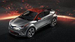 Toyota C-HR Hy-Power : L'hybride prend du muscle