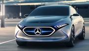 Mercedes dévoile le concept EQA